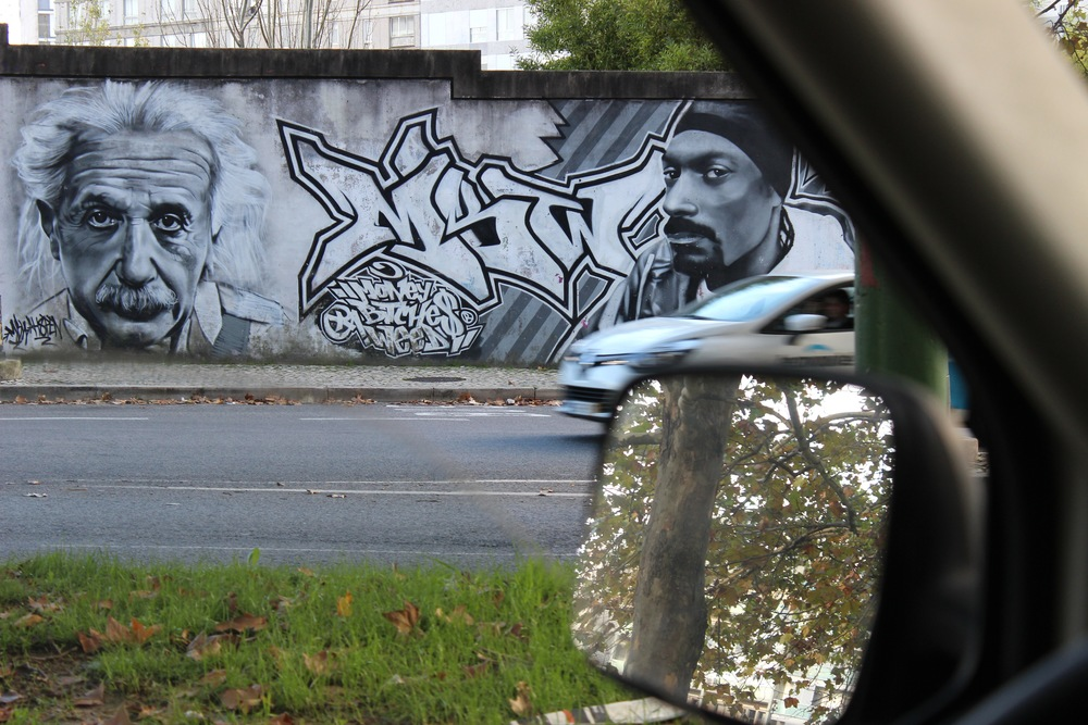 Amoreiras Wall of Fame