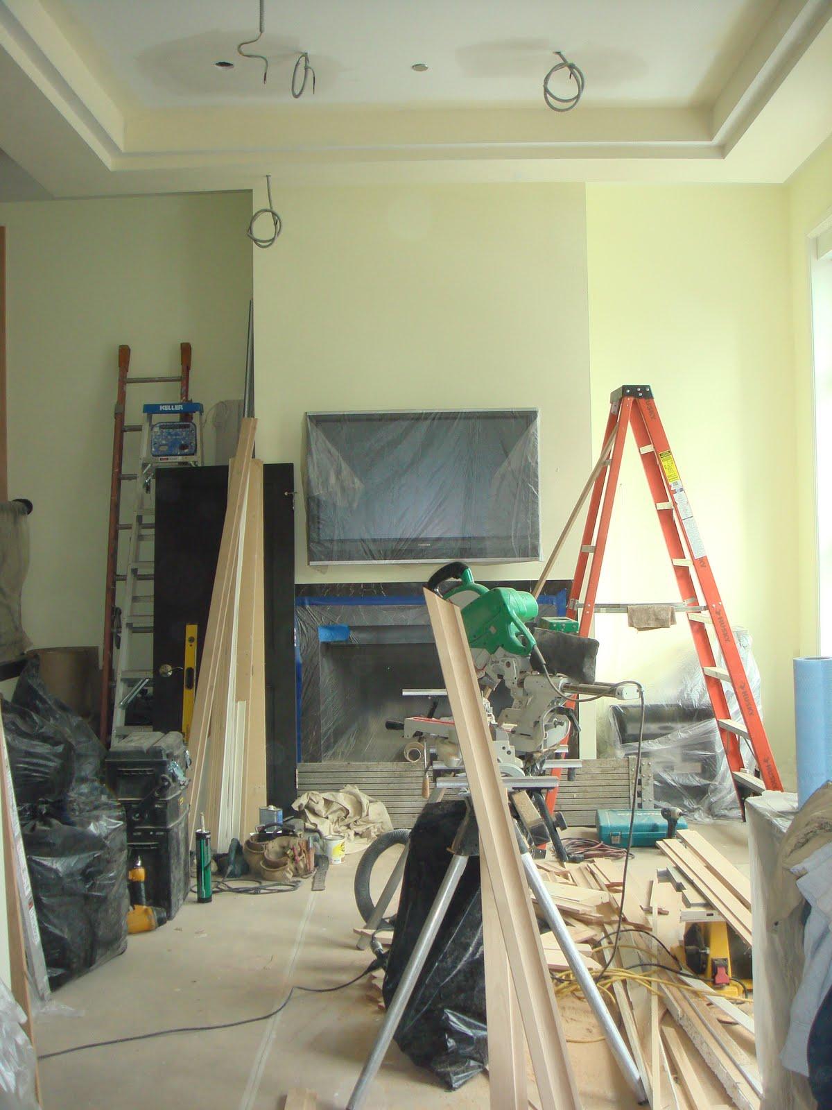 Custom Ceiling Installation