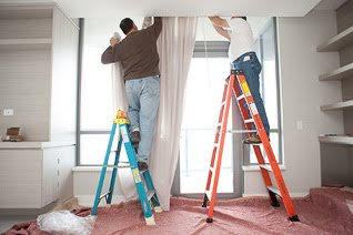 Custom Window Treatments Installation