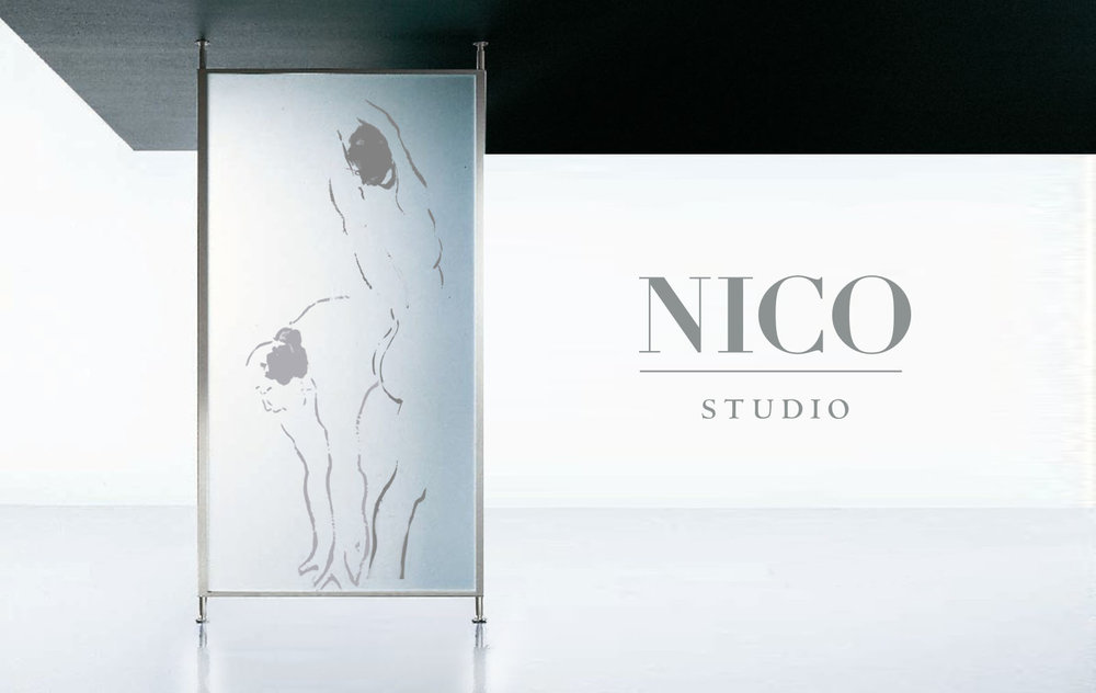 Welcome to my studio  - Nicolette Wales, Pasadena, California