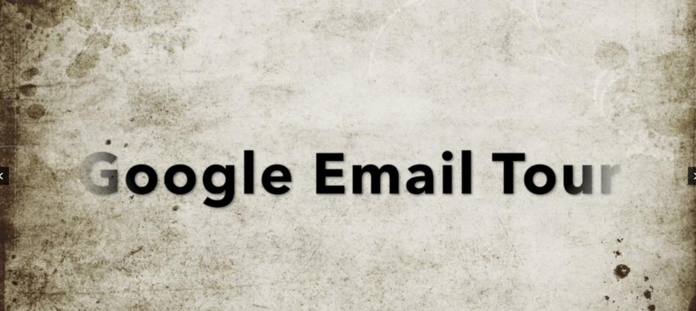 LDA Google Email Tour
