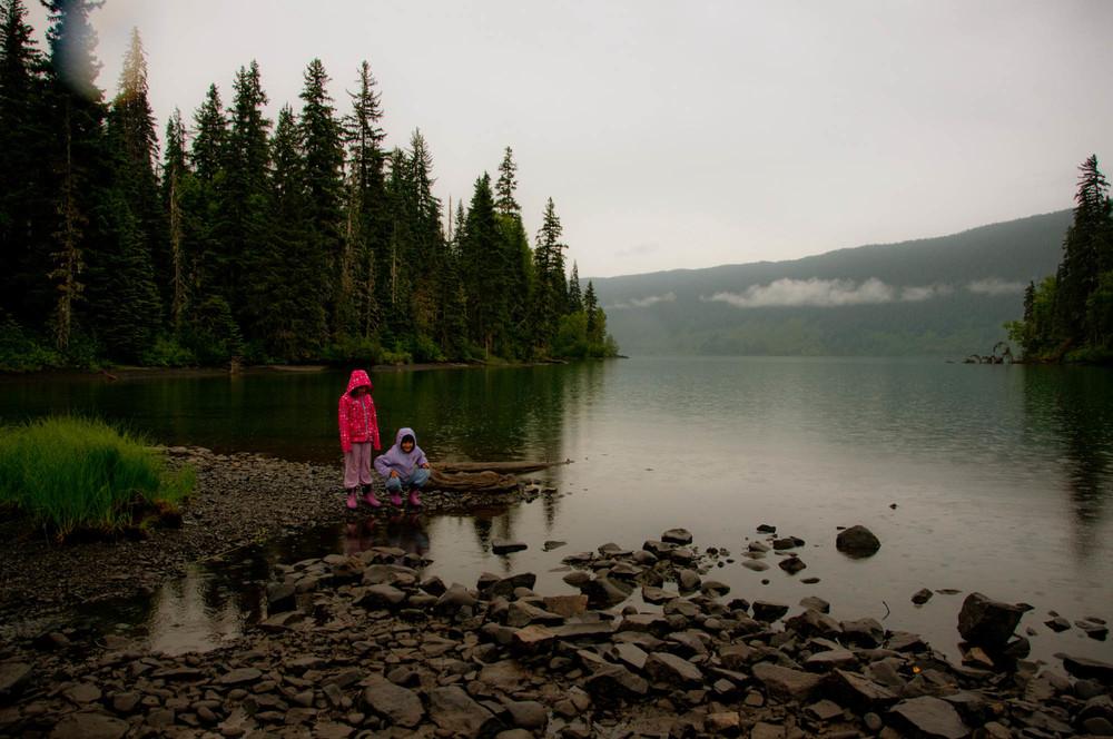 Meziadin Lake Provincial Park, British Columbia