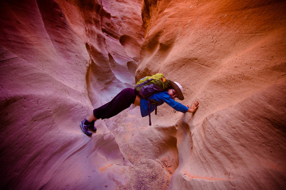 Dry Fork Canyon, Southern Utah