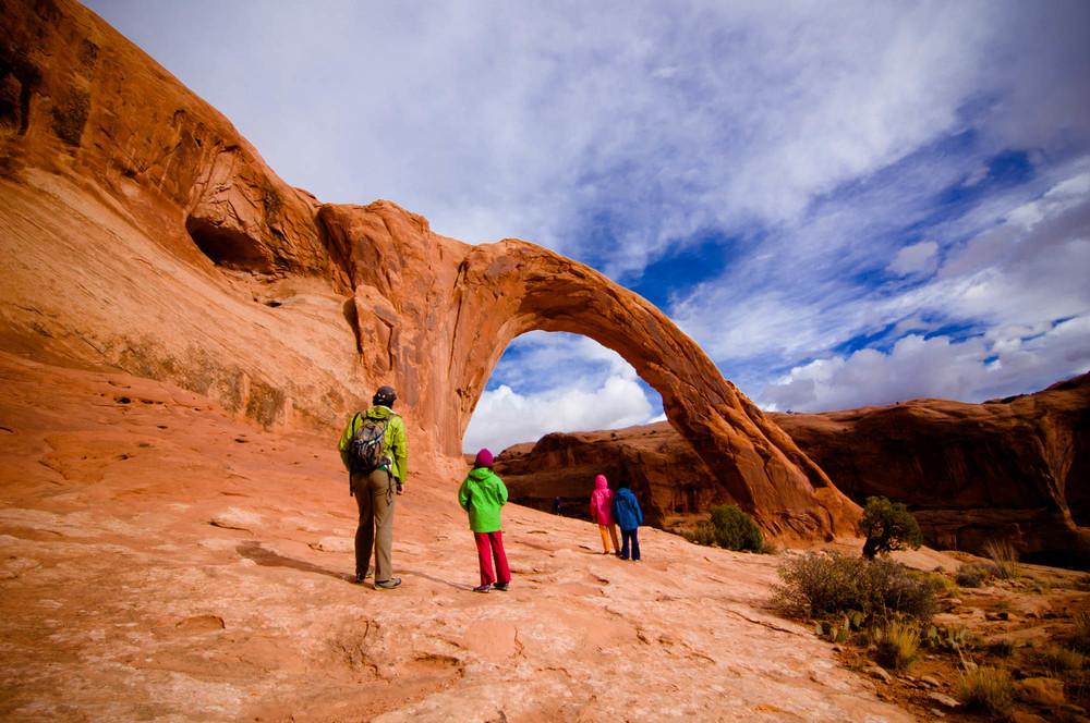 Corona Arch, Southern Utah