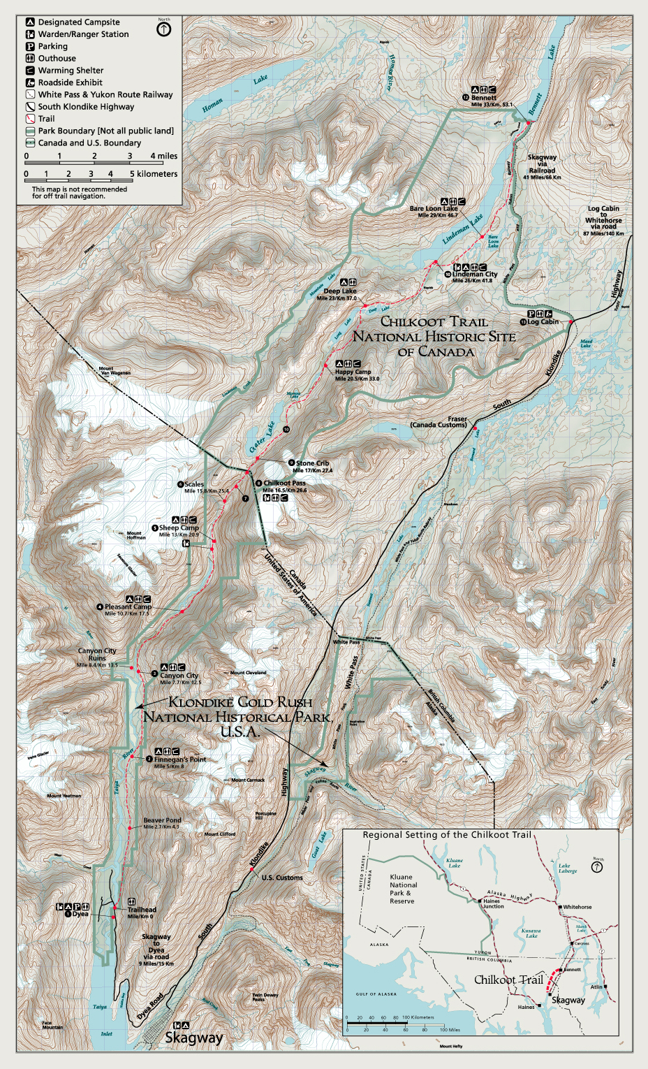 20 Mile River Alaska Map.Hiking The Chilkoot Trail Road It Up