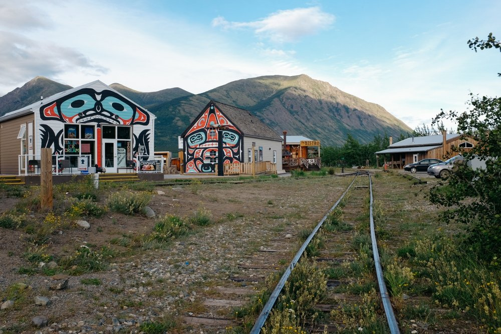 The Carcross Commons