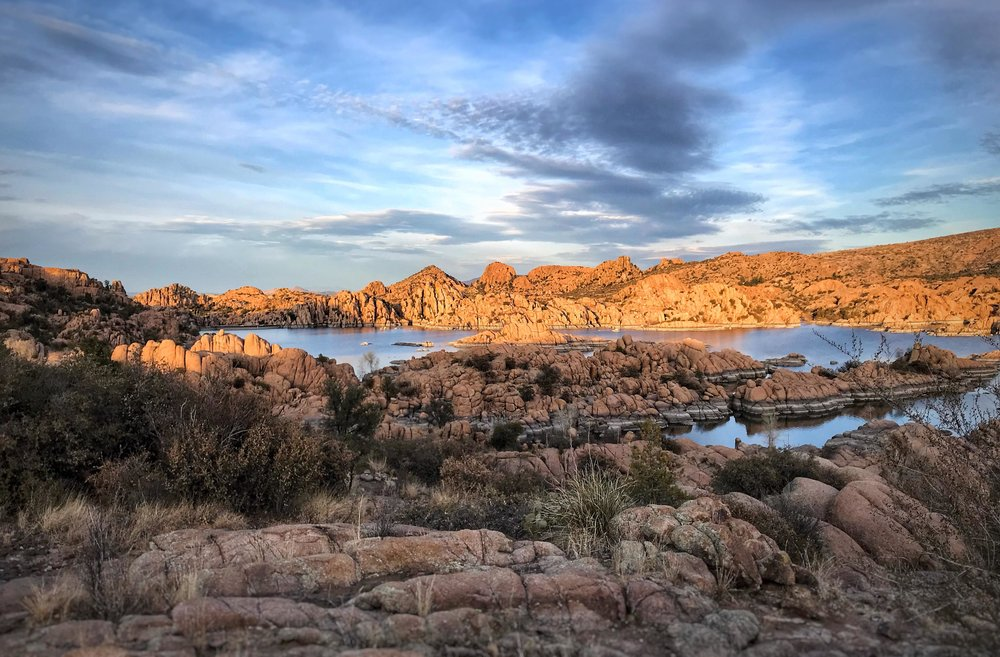 Watson Lake. Photo by Jason Liske.