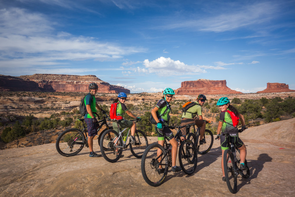 And of course, we went to Moab (I wrote so much about Moab, just do a search in the location bar and you'll find plenty). We had a chance to connect with friends there since it is that time of year where many of us converge to this area. Photo by Ching from Live Small Ride Free