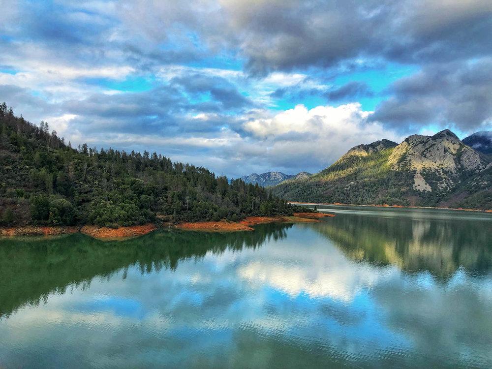 Shasta Lake, CA.