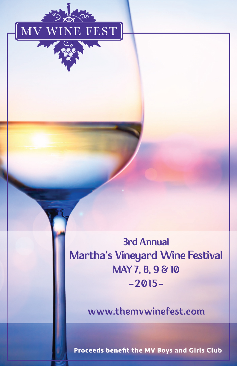 Martha's Vineyard Wine Fest 2015