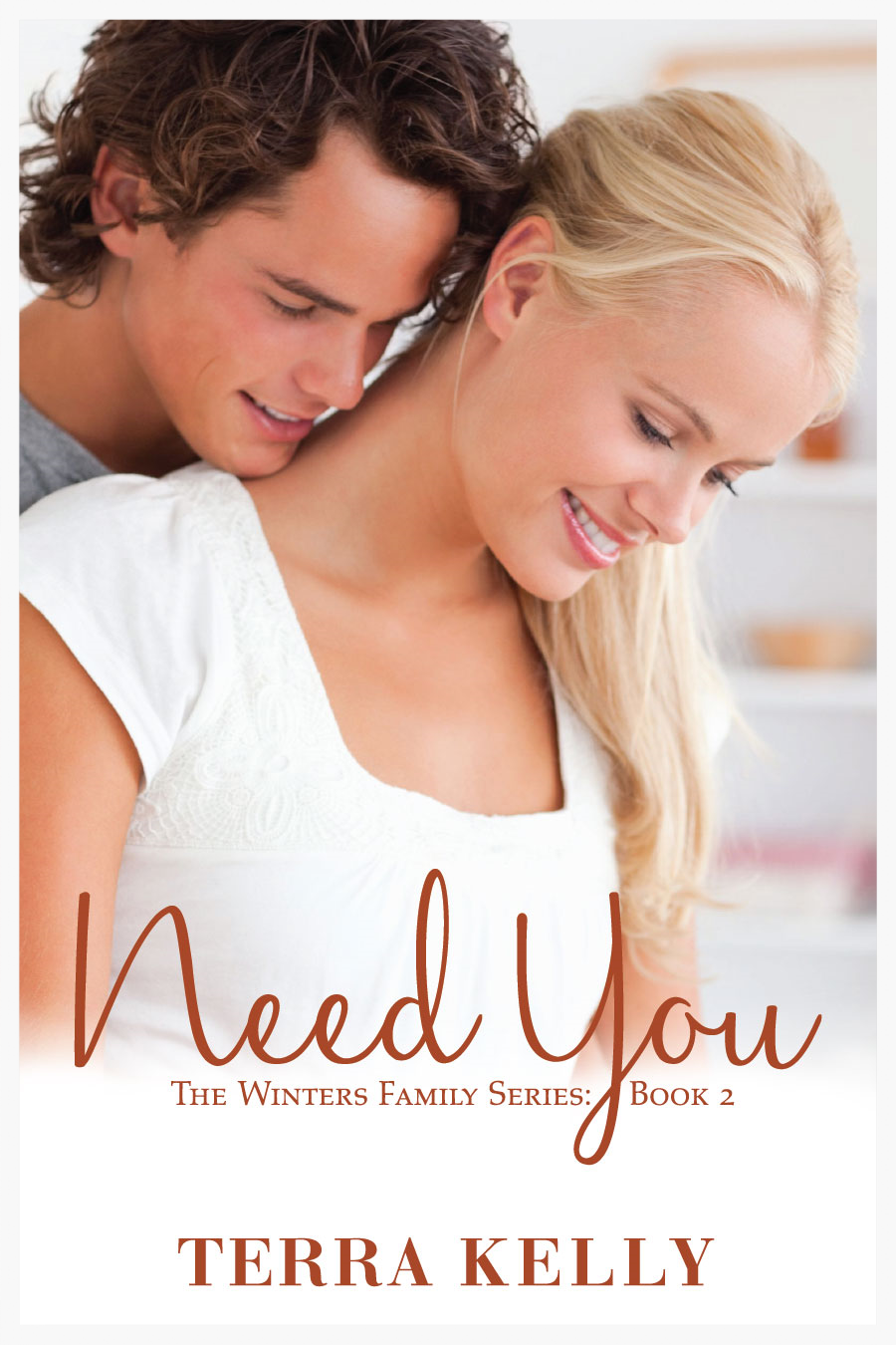 Author Terra Kelly's Second Book Need You