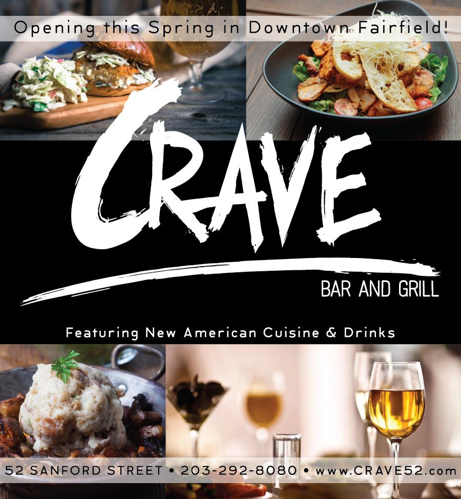 CRAVE 52 print ad
