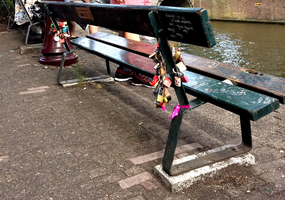 The Fault in our Stars Bench