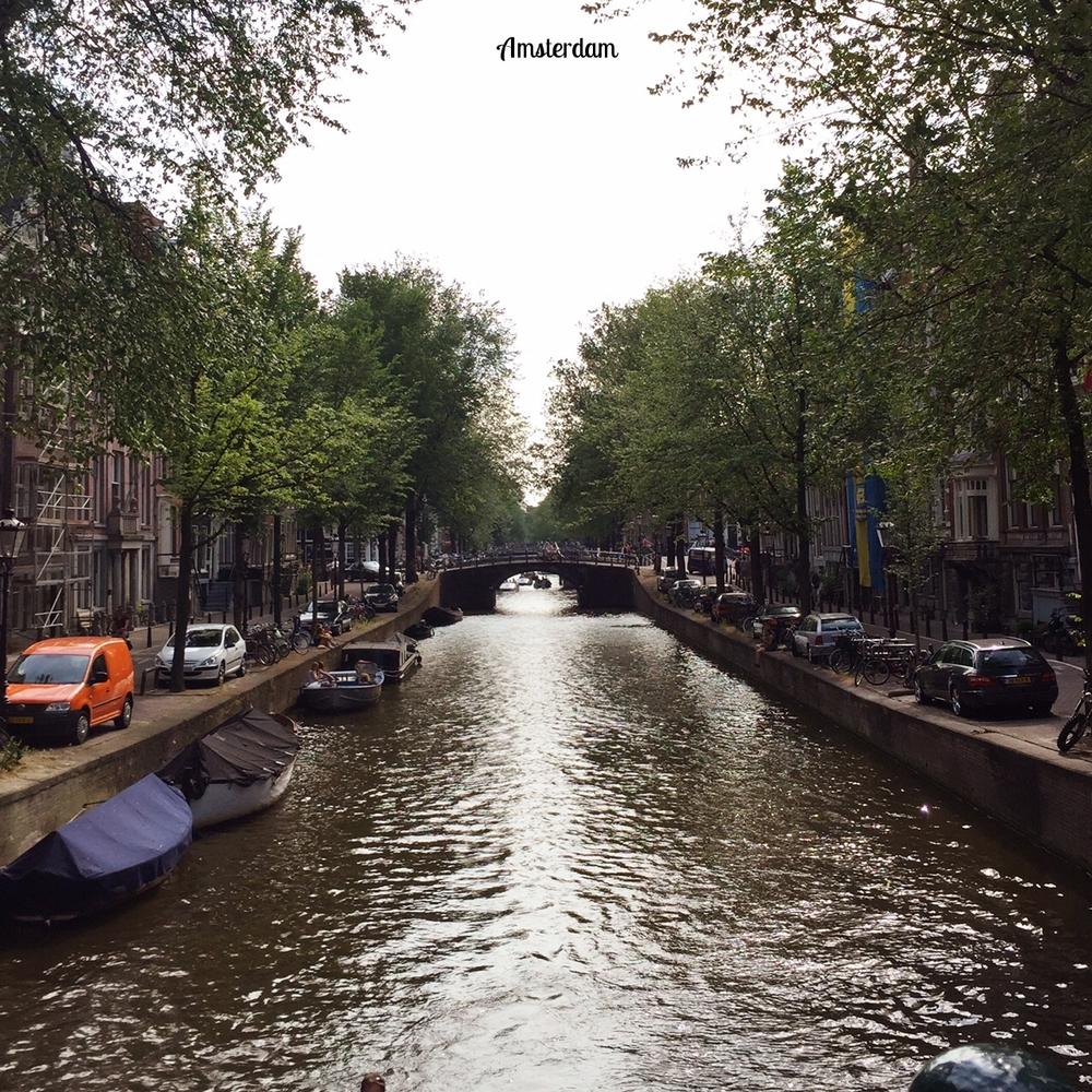 Amsterdam: 2015