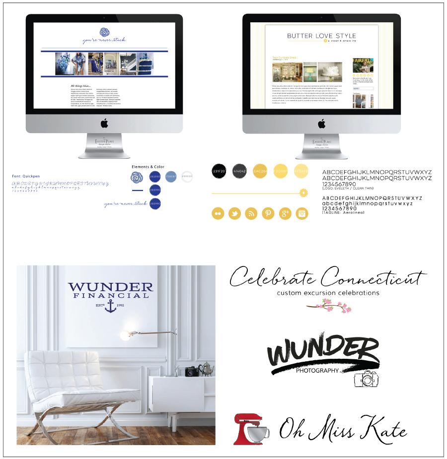 sampling of 2015 logos