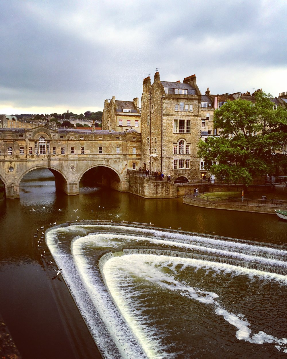 eastonplace bath uk river 3