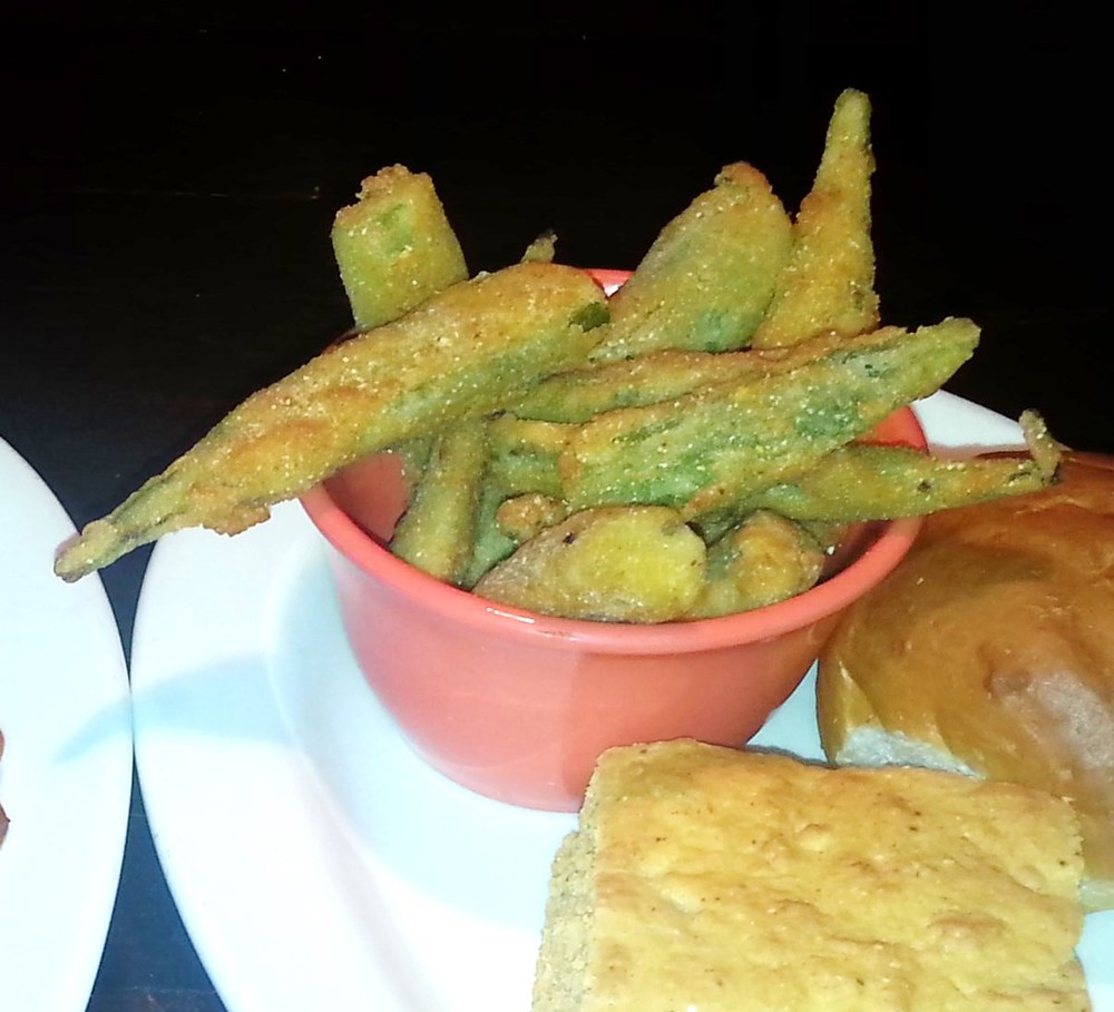 Belle Fried Okra