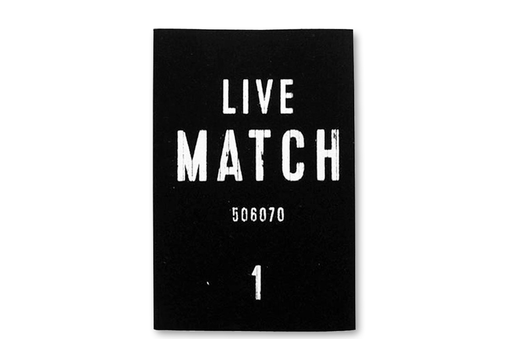 bookshop M LIVE MATCH