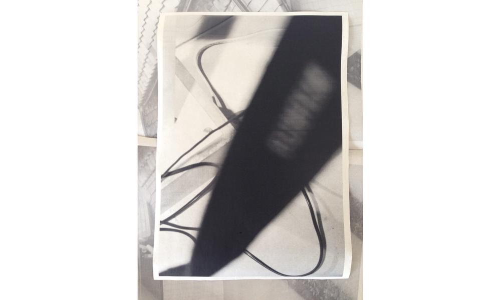 Daisuke Yokota Untitled ZINE
