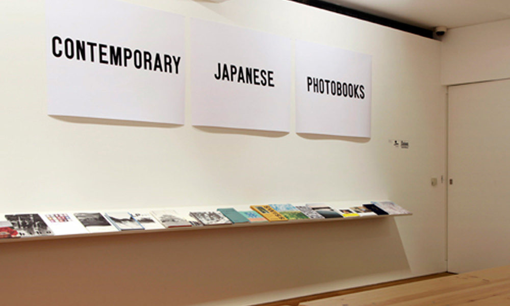 Contemporary Japanese Photbooks Exhibition at  The Photographers