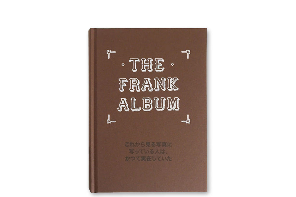 IMPRINT  Alec Soth THE FRANK ALBUM