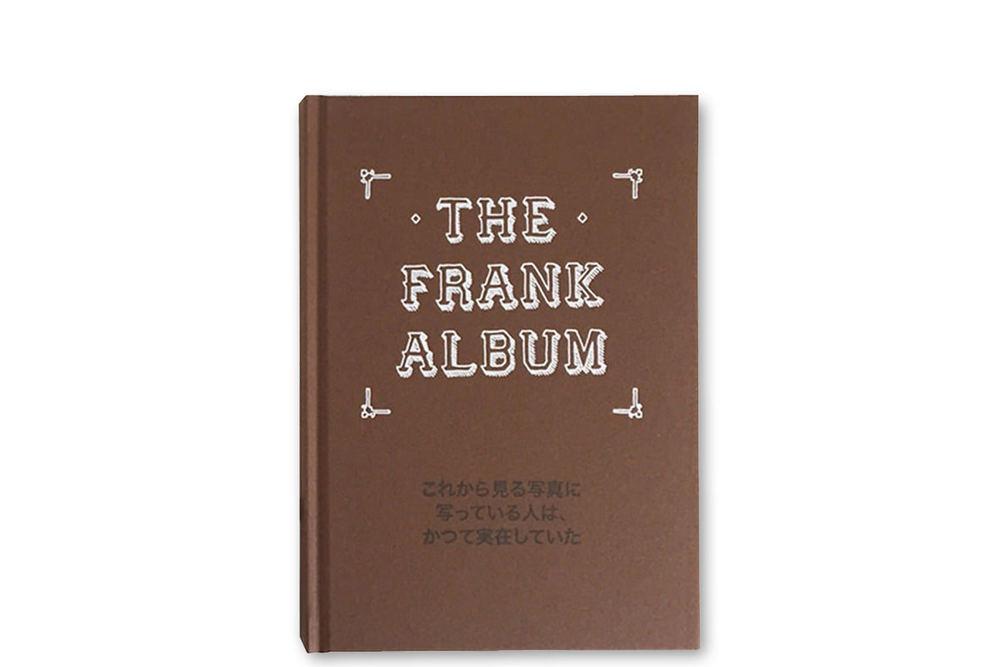 IMPRINT Alec Soth THE FRANK ALBUM