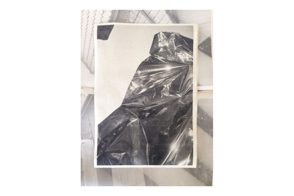 ARTISTS' BOOK Daisuke Yokota UNTITLED ZINE