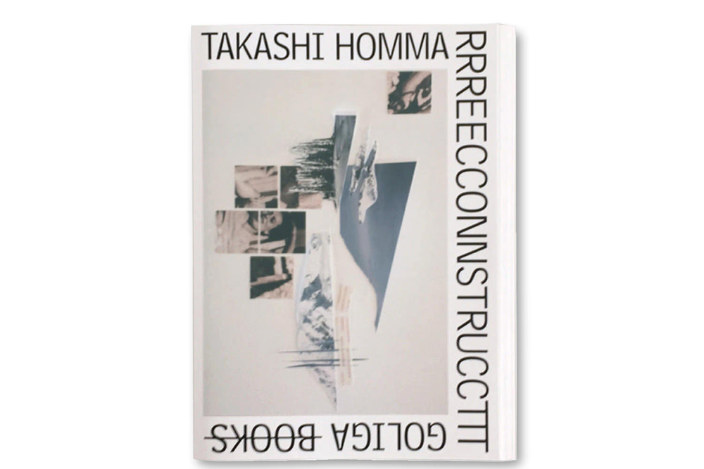 IMPRINT  Takashi Homma RRREECCONNSTRUCCTTT