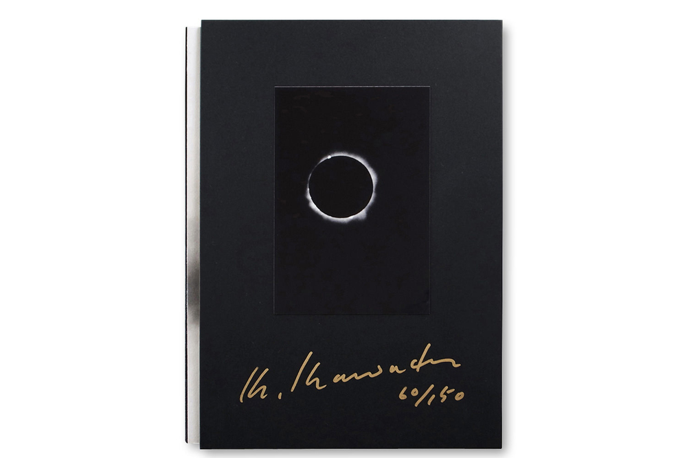 ARTISTS' BOOK  Kikuji Kawada THE LAST COSMOLOGY