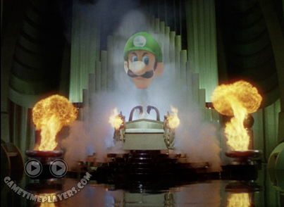 Pay No Attention to the Luigi Behind the Curtain