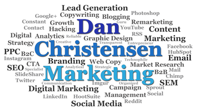 Dan Christensen Marketing Business Logo