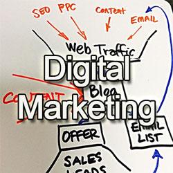 Digital marketing services from Dan Christensen Marketing