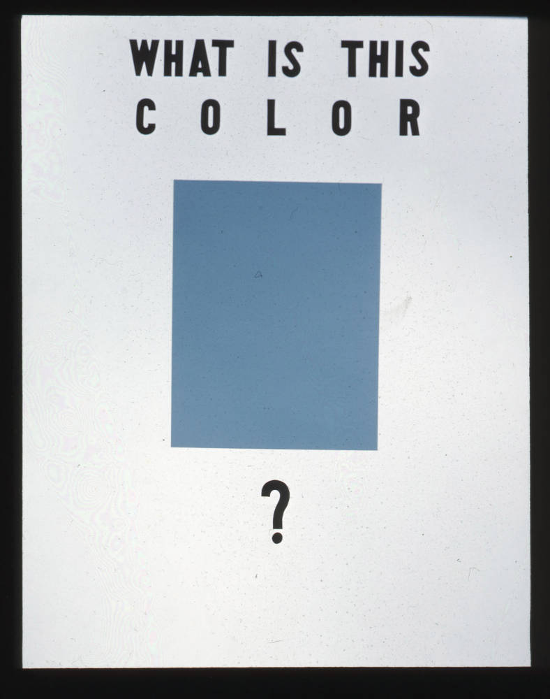 What is this Color Munsell Slide, Additional Image.jpg
