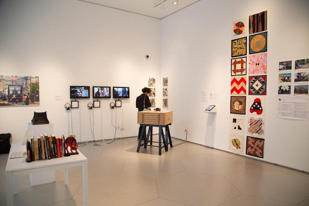 Guatemala Después: Exhibition at The New School in 2015