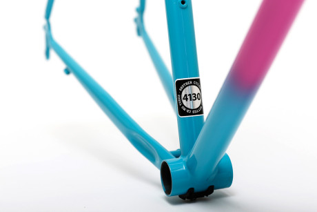 The Kepler is their all adventure frame