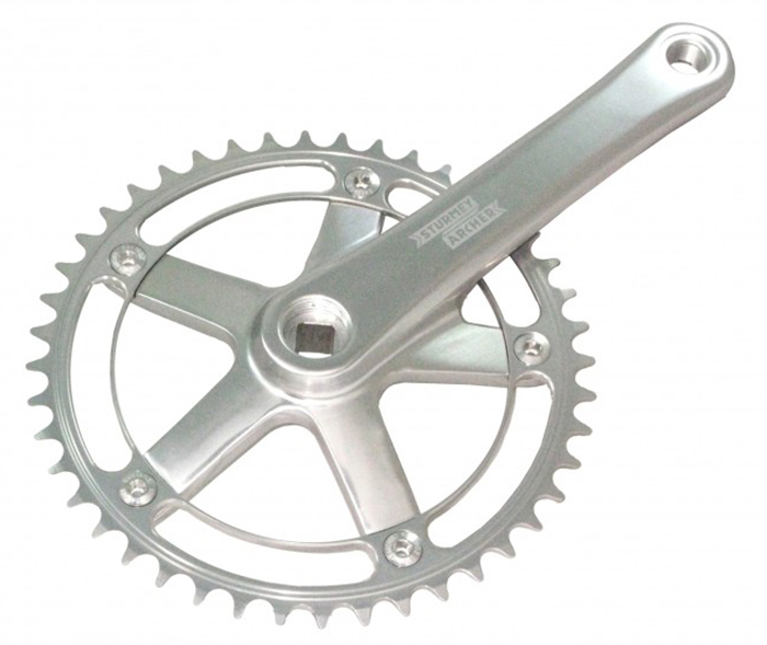 Their track cranks are awesome looking for classic builds!