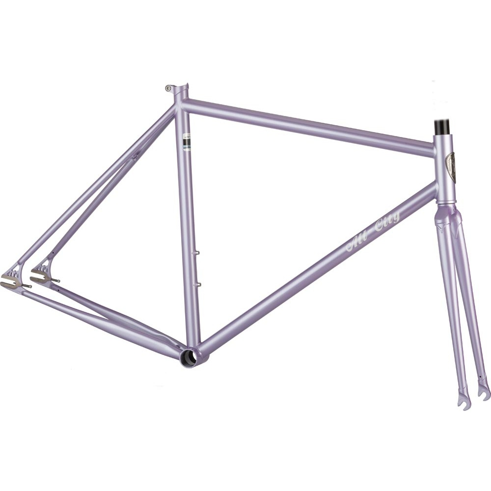 Steel singlespeed frames from All City