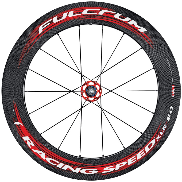 Fulcrum Wheels are designed for performance!