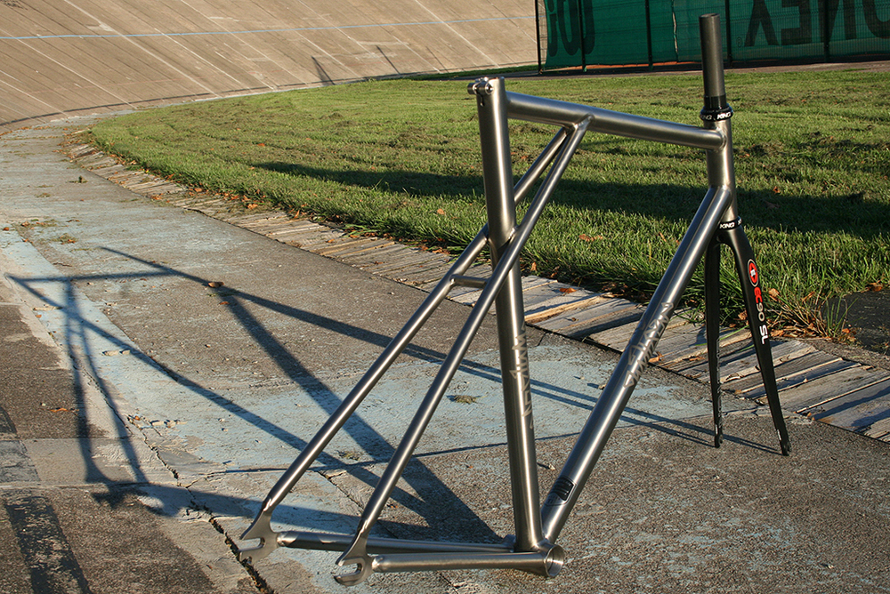The Wittson Triple Triangle Track Frame