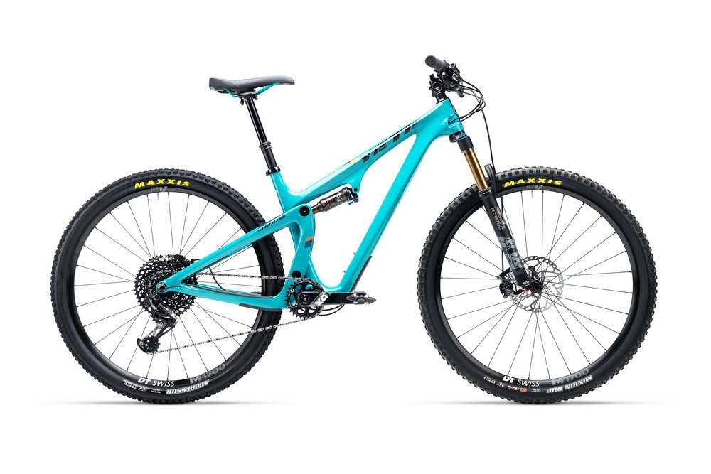 Yeti SB100 - blurring the lines between Trial and XC