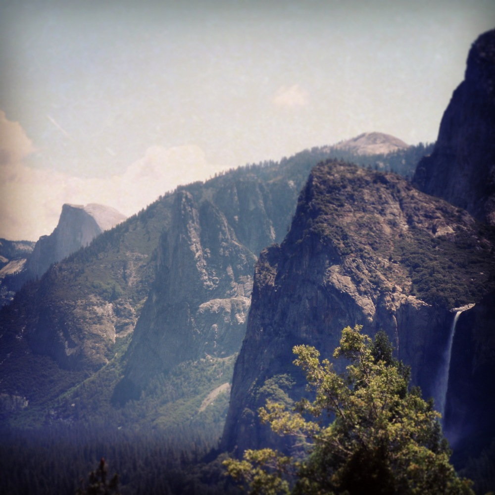 This is actually Yosemite...so as not to confuse anyone. :)
