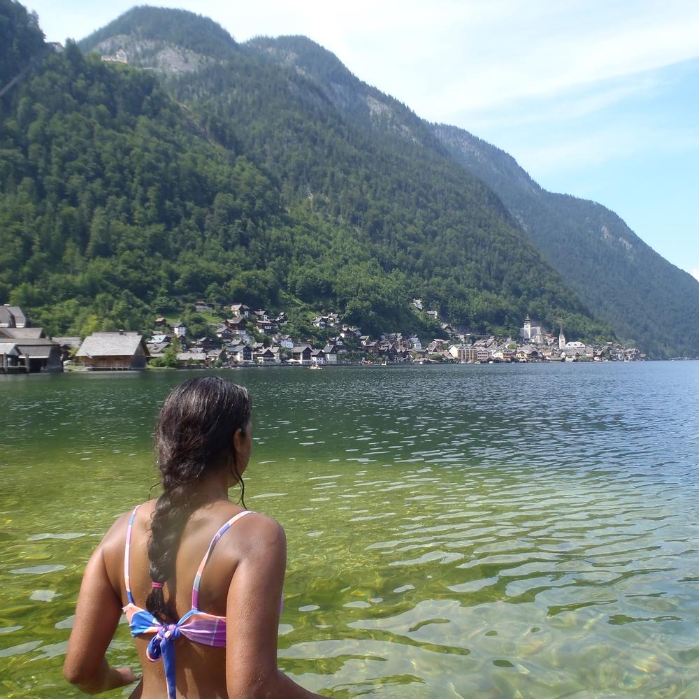 Lake Halstatt, Austria