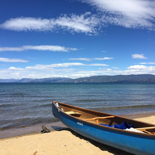 Worth the long drive. #Tahoe #laketahoe #keeptahoeblue #getoutside #rei1440project #optoutside #california #iheartcalifornia #getoutstayout