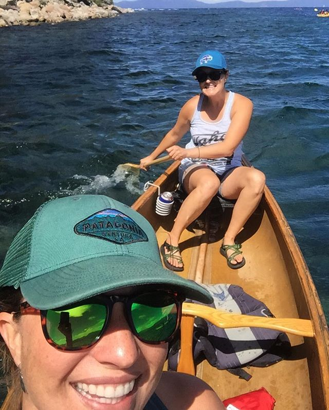 Already missing my boat time with @tahoekatie ... Weekends, stay longer. #framily #laketahoe #tahoe #boatlife #getoutstayout #rei1440project #california #iheartcalifornia #optoutside #getoutside #sierra #sierranevada