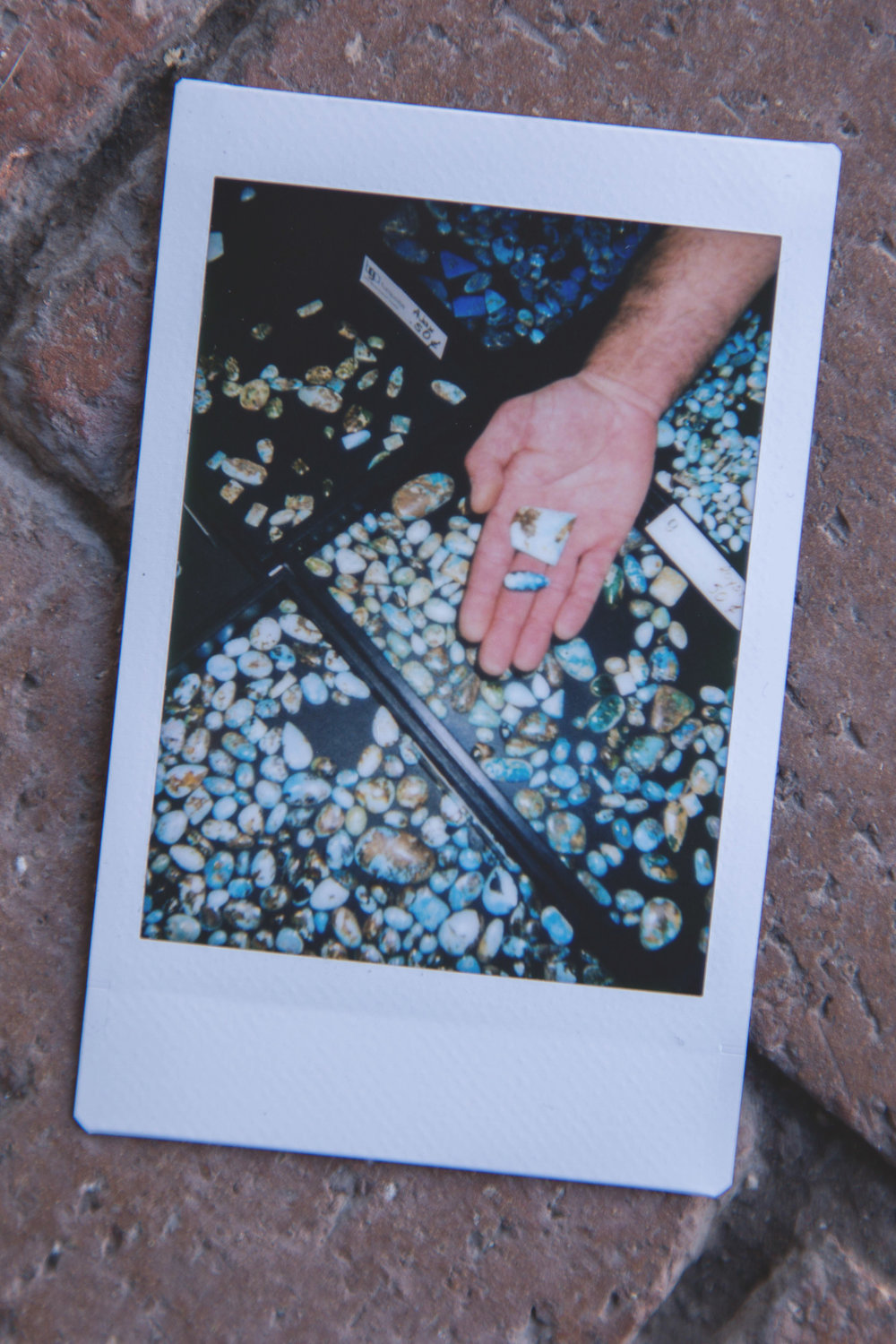 NEVADA TURQUOISE  - BGA Turquoise in Nevada, including the Black Hills Mine, and Blue Oasis Mine. All of their Turquoise in untreated, and absolutely gorgeous.