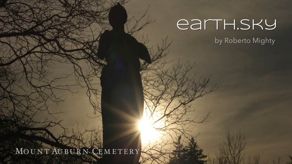 earth.sky: Mount Auburn Cemetery