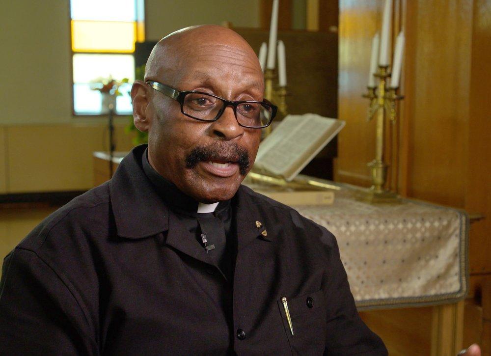 Pastor Gerald Arthur
