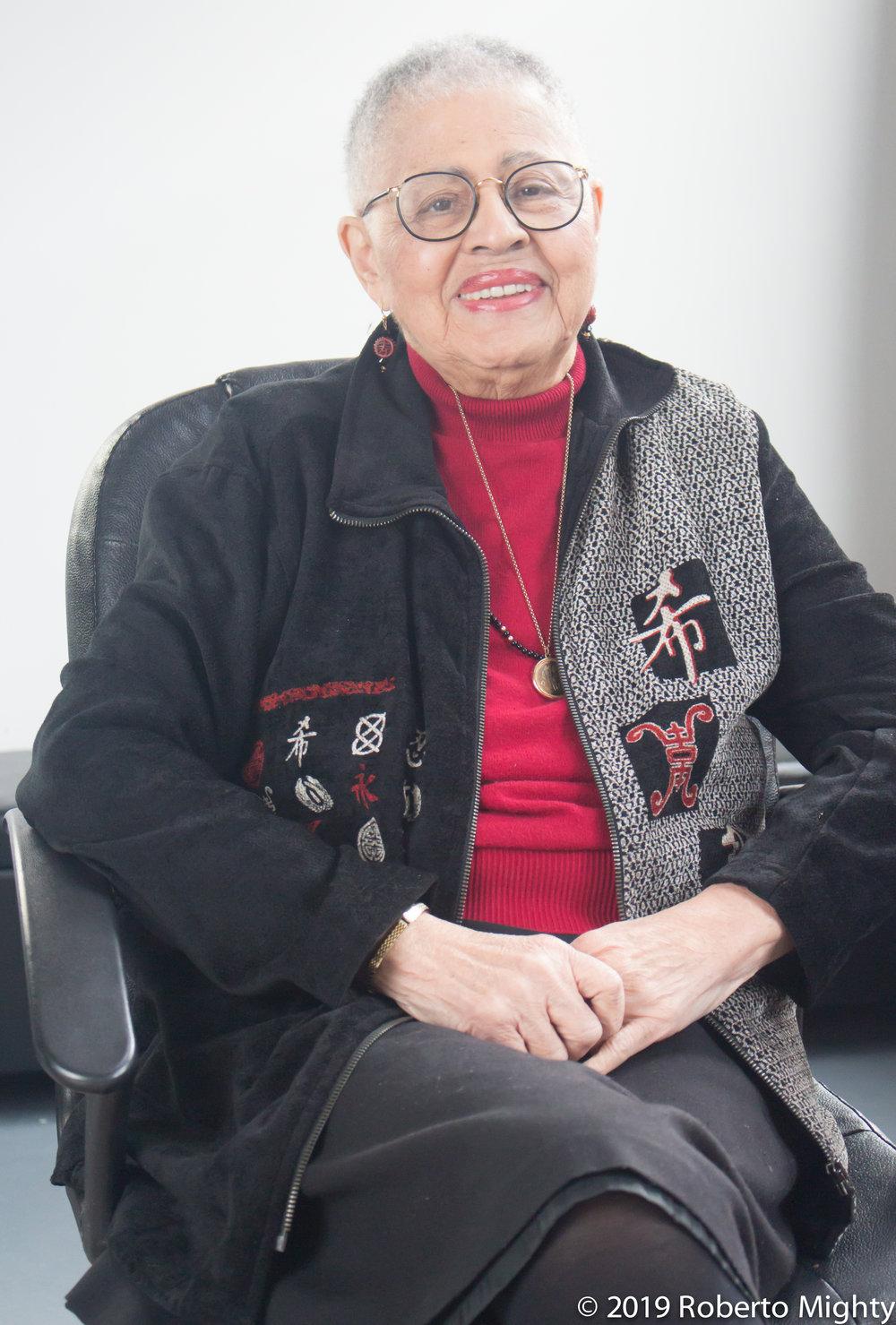 Sarah-Ann Shaw