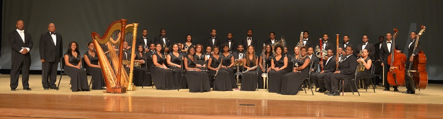 Howard  University Concert Band - March Conference
