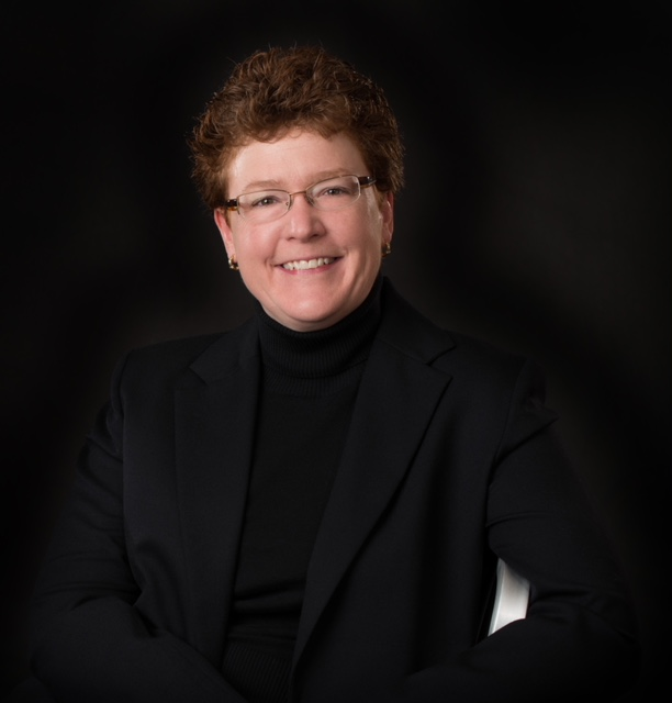 Dr. Carolyn Barber - Carolyn A. Barber is the Ron and Carol Cope Professor of Music and Director of Bands in the University of Nebraska-Lincoln's Glenn Korff School of Music. She earned a B.M. in horn performance at Northwestern University, an M.M. in horn performance from Yale University, and returned to Northwestern to earn her D.M. in conducting as a student of John P. Paynter and Victor Yampolsky.  Dr. Barber began her career as a lecturer and assistant to the dean of the Northwestern University School of Music.  Her duties included teaching advanced conducting and directing the university's 118-piece Concert Band.  Prior to her appointment at UNL, Dr. Barber also served as the director of bands at the University of Wisconsin-La Crosse. Apart from her conducting and teaching at UW-L, Dr. Barber also served for five years as the principal horn of the La Crosse Symphony Orchestra. As director of bands at UNL, her teaching assignment is now a hybrid of traditional academic classes and performance-based courses.  This combination provides a rich atmosphere for the cross-pollination of ideas, techniques, and creative problem solving.  Dr. Barber's chief area of research is conducting practice and pedagogy, with emphasis on group dynamics (flocking and influence), and the development of ensembleship through improvisation, artistic thinking, and a broad, multidisciplinary array of rehearsal techniques. She has demonstrated and elaborated upon her work at venues including the Midwest Clinic, conferences of the College Band Directors National Association, American String Teachers Association, and the National Association for Music Education, state music educators conventions, district training workshops, and masterclass/rehearsal clinics nationwide. Dr. Barber has received numerous awards for musical and academic achievement, including the Hixson-Lied College of Fine and Performing Arts Distinguished Teaching Award, a Hixson-Lied Professorship, two National Band Association Citations of Excellence, and a United States Navy Good Conduct Medal. Her writing has been published in the Journal of Band Research, and she is a regular contributor to the Teaching Music Through Performance in Band reference series. In addition to her scholarly activities, Dr. Barber maintains an active schedule as a guest conductor throughout the United States and Canada. She is a member of Phi Beta Mu Honorary Bandmasters Fraternity, state chair and a member of the College Band Directors National Association Research Committee, a peer reviewer for the Journal of the Conductors Guild, immediate past president of the Big Ten Band Directors Association, and president-elect of the Nebraska State Bandmasters Association.